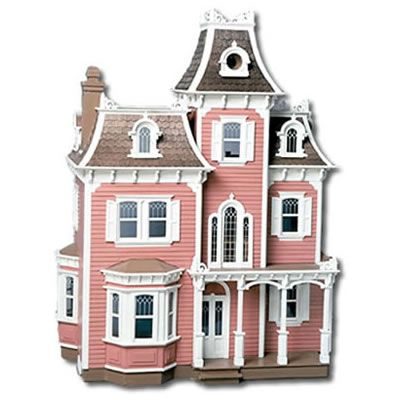 Looking In The Doll House Section At Hobby Lobby Makes Me Want To Make One  For