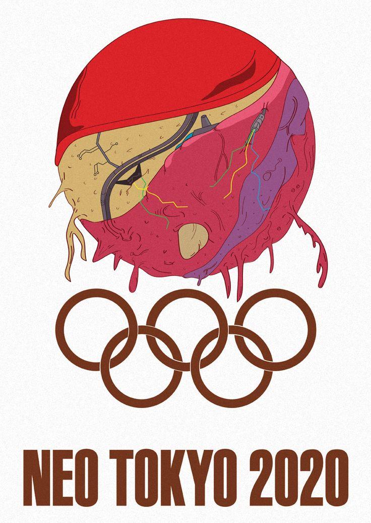 Neo tokyo olympics [2020] - Imgur