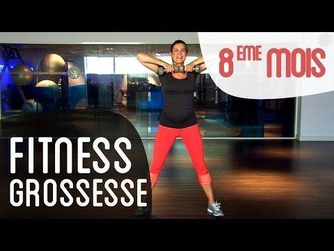 Fitness - 8ème mois de grossesse
