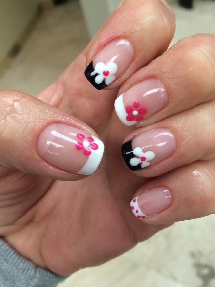 1000+ Ideas About American French Manicure On Pinterest