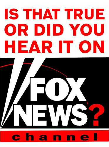 "In an appeals in Florida: ""They (FOX attorneys) argued that, under the First Amendment, broadcasters have the right to lie or deliberately distort news reports on public airwaves. Fox attorneys did not dispute Akre's claim ... they simply maintained that it was their right to do so (lie). See more at: http://disinfo.com/2013/03/its-official-news-media-can-legally-lie/"