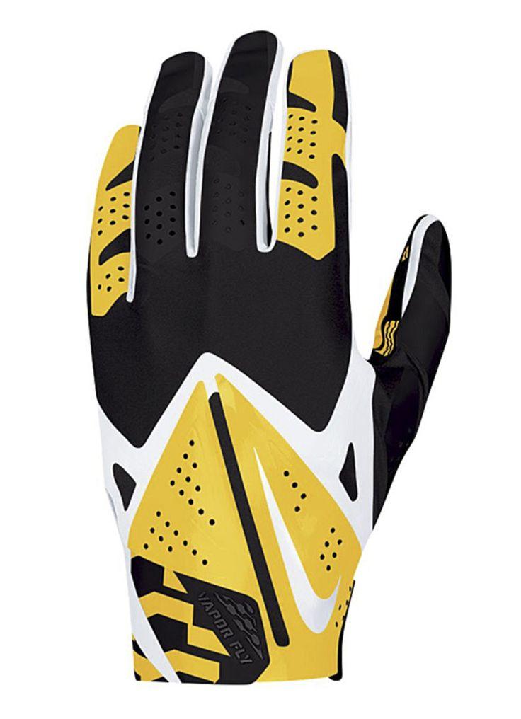 Nike lockup football gloves nfl team editions in 2020