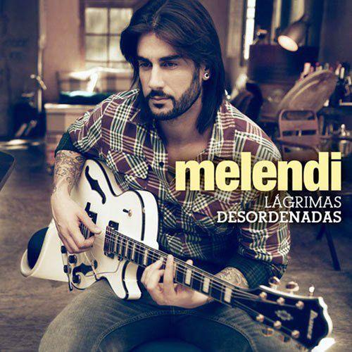Melendi: Lágrimas desordenadas - 2012.