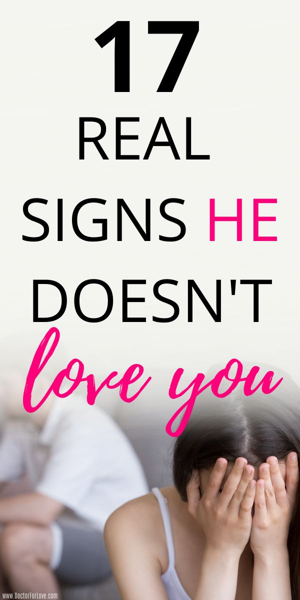 17 Signs He Doesnt Love You Anymore   Message to your