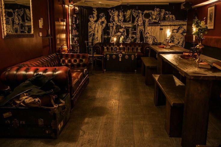 Portside Parlour Hackney   London Bar Reviews   DesignMyNight
