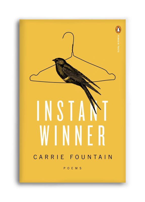 Instant winner #book #covers #jackets #portadas #libros
