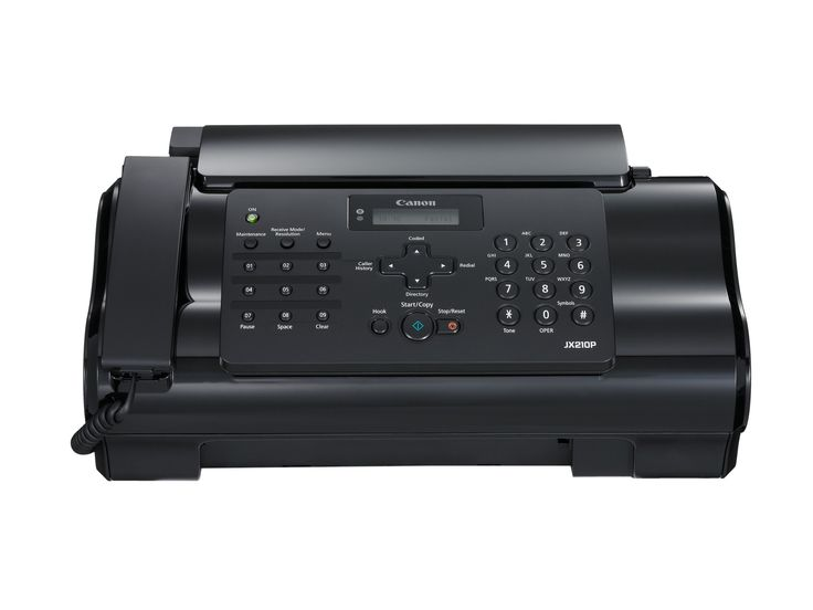 Canon FAX-JX210P Inkjet Fax