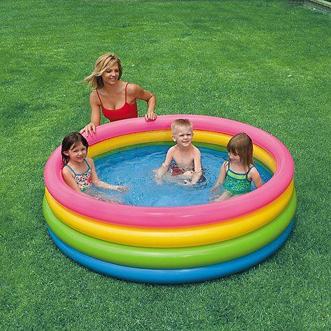 Buy Sunset Glow Paddling Pool Online at johnlewis.com