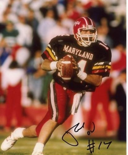 Neil O'Donnell: Maryland Football, Neil Odonnel, Neil O' Donnell
