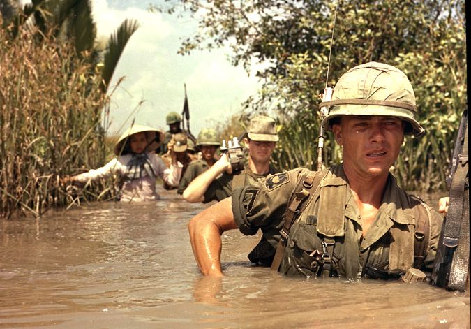 Vietnam War Pictures In Color | ... gardner related entries in foreign policy the war on terrorism war