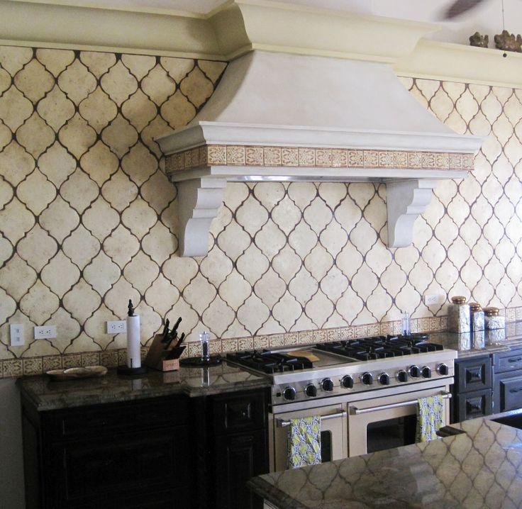 Best Backsplashes Kitchen Images On Pinterest Kitchen