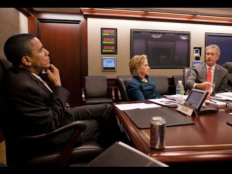 NEW HILLARY EMAILS SHOW: TIMING of Bin Laden RAID to Cover OBAMA Stolen... Published on Oct 14, 2016 New Hillary emails reveal correspondence about suspicious timing of Bin Laden raid to cover for Obama's use of stolen CT Social Security number and fabricated IDs !