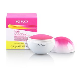 Coloration temporaire cheveux : Hair Shadow - KIKO Make Up Milano