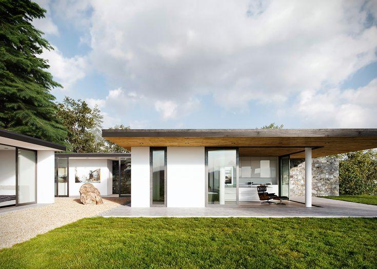 Jorgen Sén House on Behance