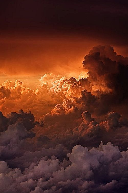 The heavens declare the glory of God; and the firmament shows his handiwork.........Psalm 19:1