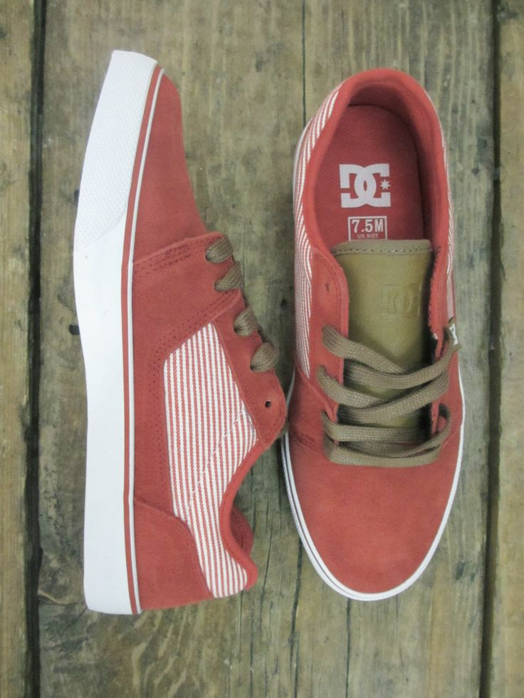 If you're going casual, be cool! DC shoes spring summer 2014