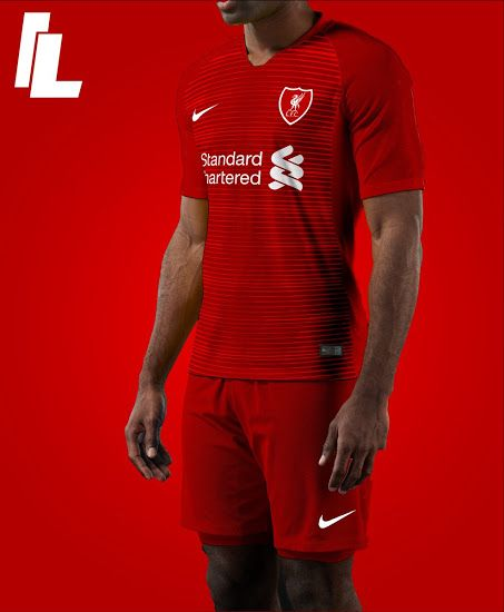 4ded1294a Nike Liverpool FC 18-19 Home