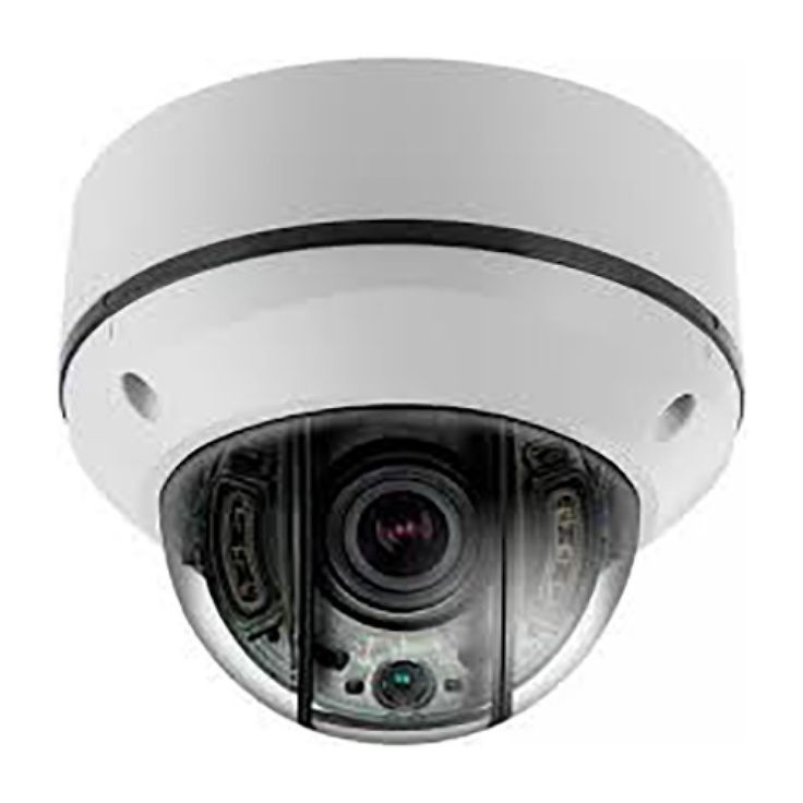 UVI-2542V EX-SDI 1080p 2MP IR Dome Camera w/ 4 COB IR