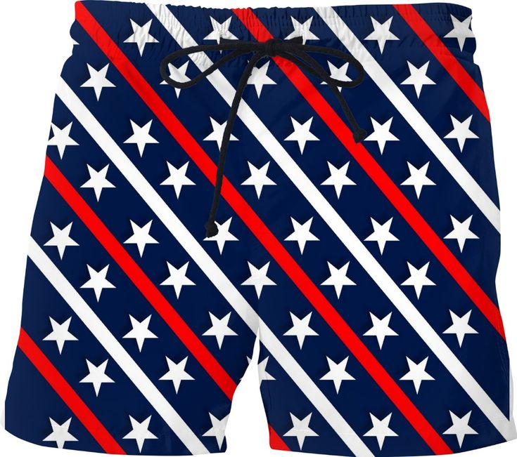 Patriot Swim shorts
