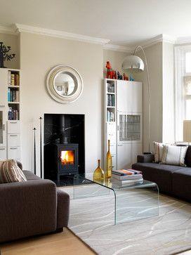 Victorian House - London - traditional - Living Room - London - Hartmann Designs