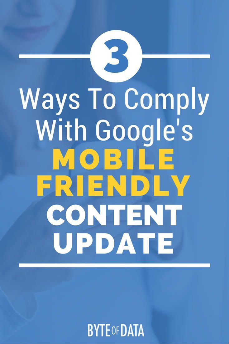 Have you checked your website interstitials? Here are 3 Ways To Comply With Google's Mobile Friendly Content Update via @davidhartshorne via @davidhartshorne