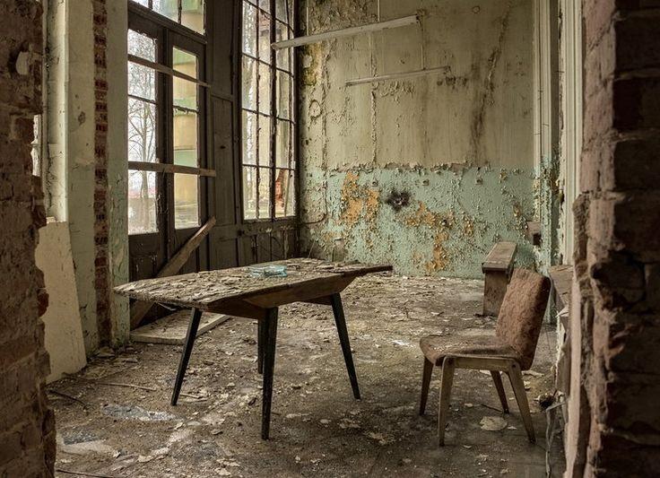 Kruszewo - opuszczony pałac w Wielkopolsce; historia i zdjęcia - Poznaj Polskę