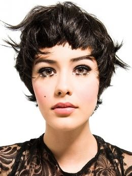 Dapper Short Rocker Hair Styles | Trendy 2012 Haircuts and Hairstyles Pictures Gallery