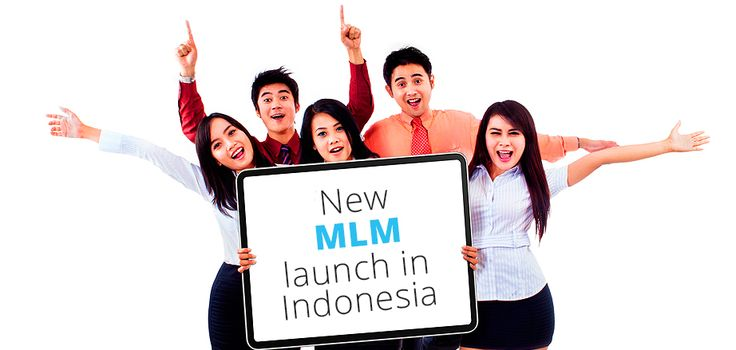 Get best opportunity to do work at home. New MLM is going to launch in Indonesia. Get best income opportunities to do at home and earn passive income for you.