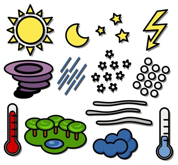 Worksheet Weather Symbols For Kids best 25 weather symbols for kids ideas on pinterest preschool forecast kids