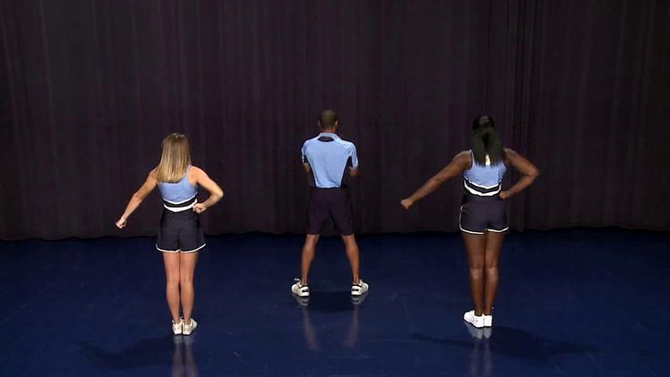 Cheer - Vikings Get Up - Teach - UCA