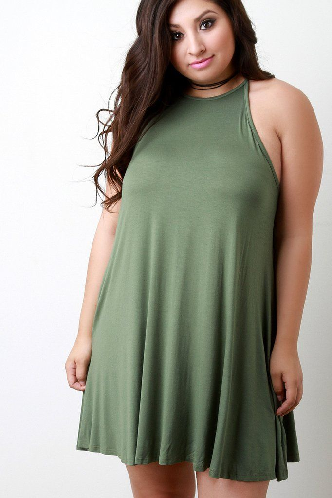 101 Best Plus Size Dresses Images On Pinterest Plus Size Clothing