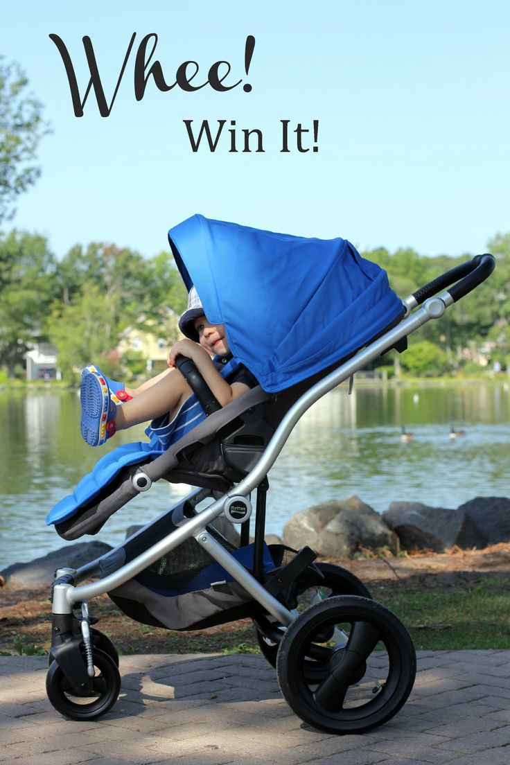 Britax Affinity #Stroller in color combo of your choice! Ends 8/31! #giveaway…
