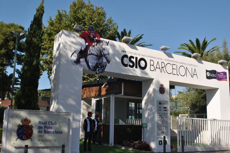 Finale Coupe des Nations CSIO Barcelona