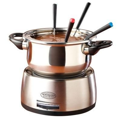 Well, I don't mind if I Fondue! (Get it?) Great gift for anyone who loves cooking or entertaining.