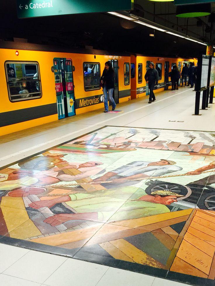 Buenos Aires subte.