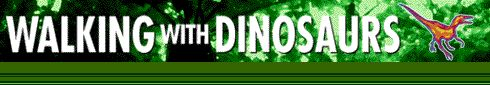 Walking with Dinosaurs Resources