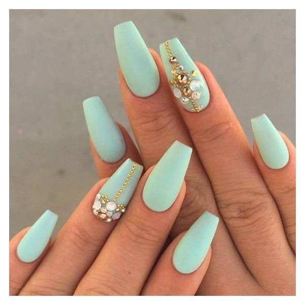 Sargnägel ❤ beliebt bei Polyvore mit Beauty-Produkten, Nagelpflege, Nagelpflege und Nägeln
