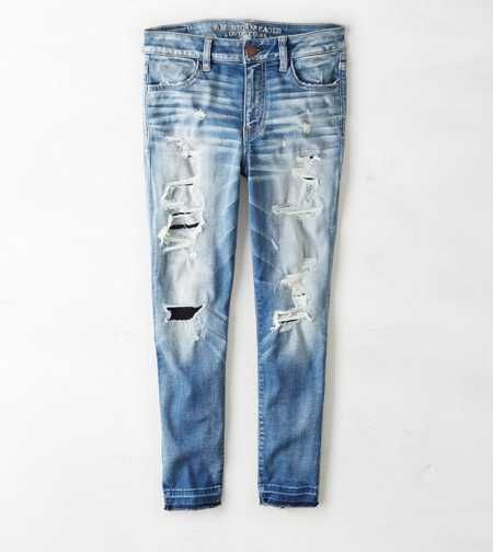 rugged denim