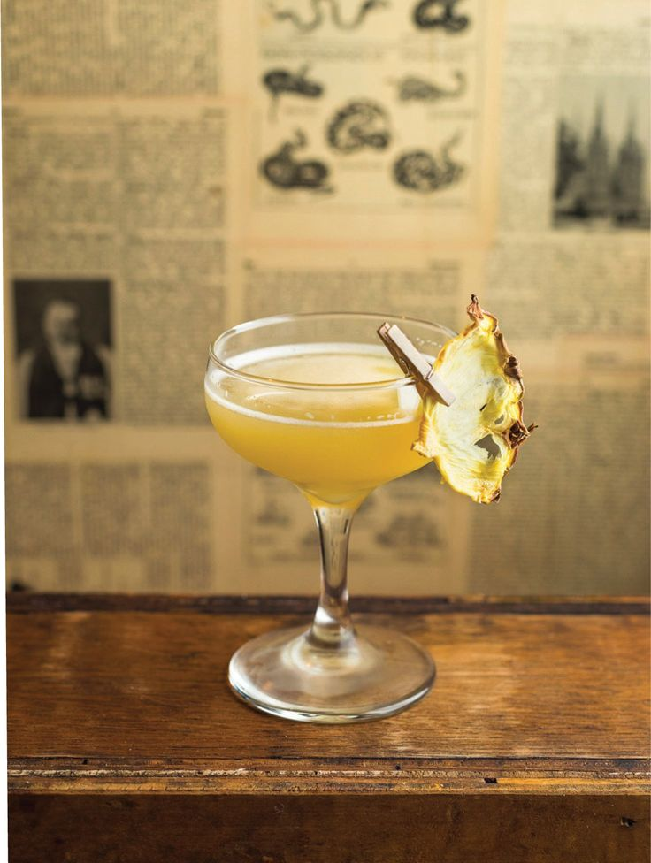 We look at the cocktail list of Sydney bar Stitch, and the reasons why they put an innovative, in-house solera system into the bar.