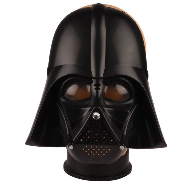 Product description Star Wars Basic Darth Vader Mask These masks are perfect for any fancy dress party. Plastic face mask, attached with velcro. One size, suitable for Child or Adult.
