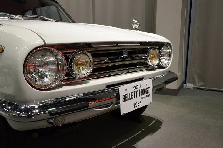 1966 Isuzu Bellett 1600GT