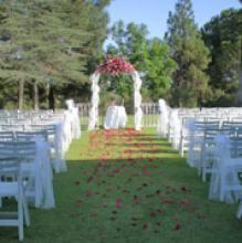 Ceremony Site With Archway Wedding Ccrwedding Countryclubreceptions Chesterwashingtongolfcourse WeddingVenue Unique VenuesOutdoor