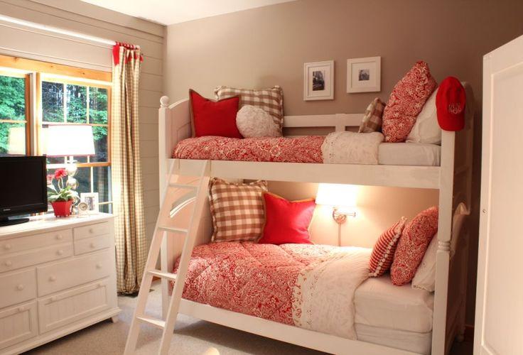 25+ Best Ideas About Girls Bunk Beds On Pinterest