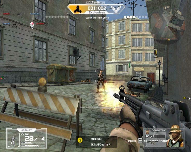War Rock - Juego FPS Gratuito - Juegos Freeware - | Juegos