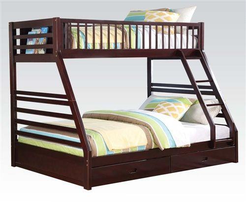 Best 25 Twin Full Bunk Bed Ideas On Pinterest: Best 25+ Queen Bunk Beds Ideas On Pinterest