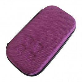 Medisave Ballistics Premium Classic Stethoscope Case - Purple
