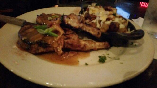 Soulard Restaurant Best Pork Chops
