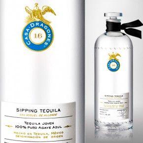 Casa Dragones c/o Liquor.com #spirits