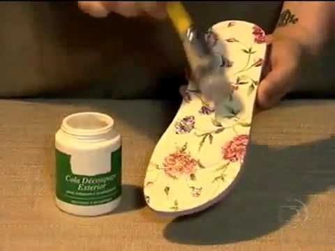 Como Fazer Artesanato com Chinelos                                                                                                                                                                                 Mais