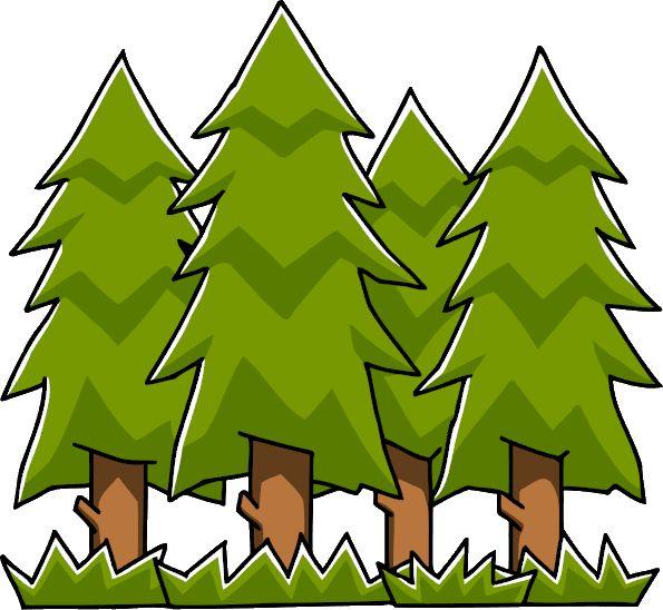 Forest - Scribblenauts Wiki